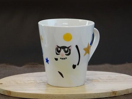 猫オーダーマグカップ4